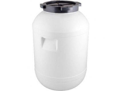 Plastový sud s víkem 20 litrů, Sud na zelí 20 L