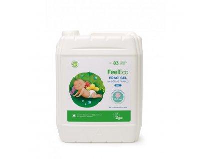 FEEL ECO Prací gel na dětské prádlo 5 l