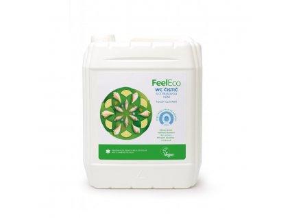 FEEL ECO WC čistič s citrusovou vůní 5 l