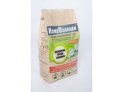HomeOgarden Organická výživa trávníku 3 kg