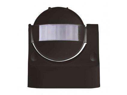 PIR Senzor (pohybové čidlo) IP44 W 1200W - barva černá