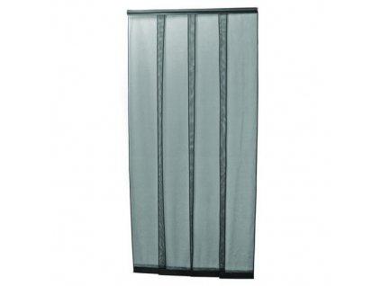 Závěs dveřní proti hmyzu bílý 4 x 35 x 220 cm
