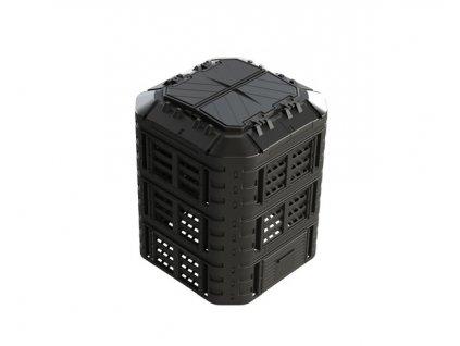 Zahradní kompostér MULTI 1000 litrů - černý