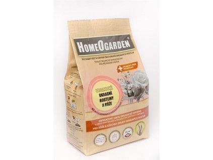 HomeOgarden Organické hnojivo pro okrasné rostliny a růže 1 Kg