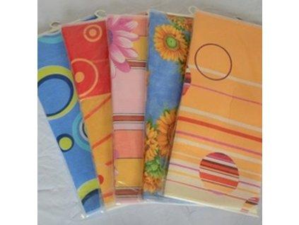 Potah na žehlící prkno bavlna 150 x 50 cm