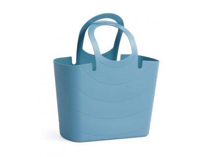 Plastová nákupní taška, kabelka LUCY 40 cm - barva 7476U