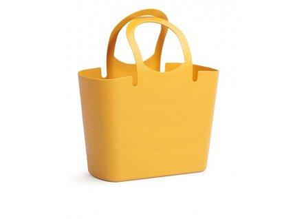 Plastová nákupní taška, kabelka LUCY 40 cm - barva 117U