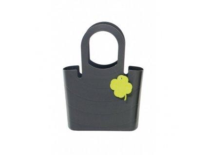 Plastová nákupní taška, kabelka LUCY 30 cm - barva 426U