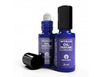 RENOVALITY Woman Oil Parfume 20 ml