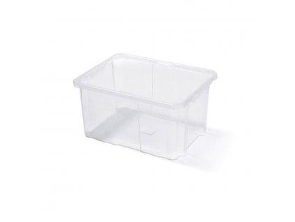 Plastový úložný box CARGOBOX 6 L s víkem