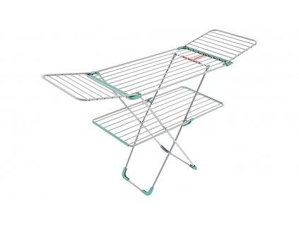 Rozkládací sušák na prádlo dvoupatrový 30 m