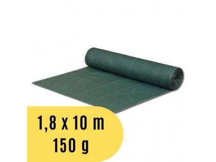 Stínící tkanina 1.8 x 10 m, 150 g / m2