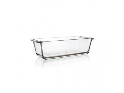 SIMAX skleněná forma na srnčí hřbet / chleba 28,5 x 12 x 7,6 cm
