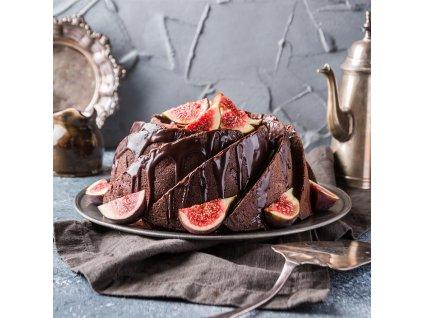 Silikonová forma - bábovka FLOWER