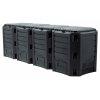 Kompostér Module Compogreen 1600 L - barva černá