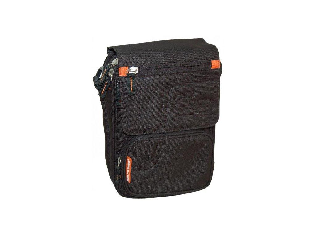 Diabetická taška přes rameno - černá