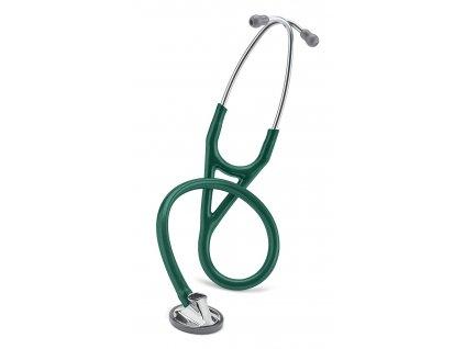 Stetoskop Littmann Master Cardiology - lovecká zelená  + záruční a pozáruční servis