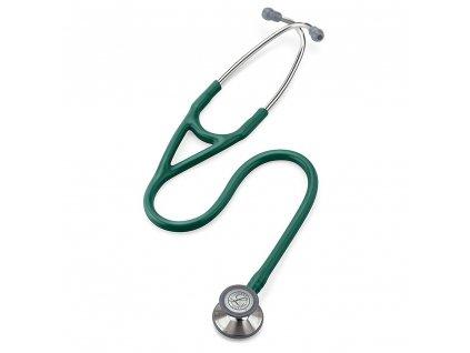 Stetoskop Littmann Cardiology III - lovecká zelená  + záruční a pozáruční servis