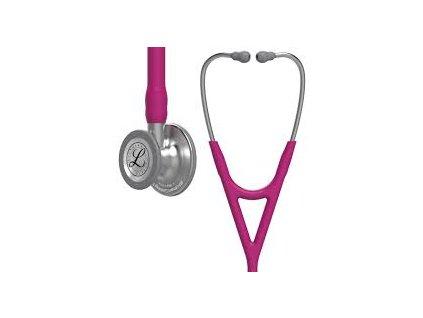 Stetoskop Littmann Cardiology IV - malinová  + záruční a pozáruční servis
