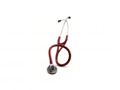 Stetoskop Littmann Cardiology S.T.C. - burgundská červená  + záruční a pozáruční servis