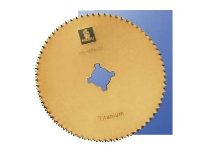 Okrouhlý pilový list HEBU TITANIUM