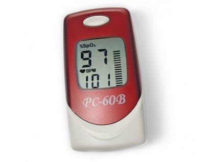 Prstový pulzní oxymetr PC-60B