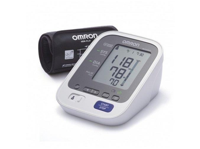 Tonometr OMRON M6 Comfort s Intelli manžetou