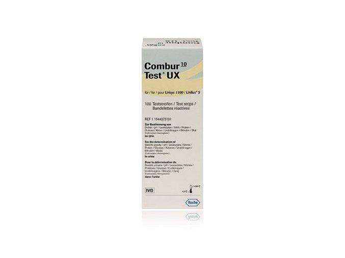 Testovací proužky Roche Combur 10 Test UX