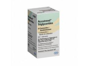Měřící proužky Roche Accutrend Triglycerides