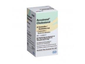 Měřící proužky Roche Accutrend Cholesterol