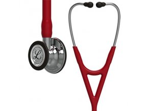 littmann cardiology iv stethoscope burgundy mirror finish 6170 fc3