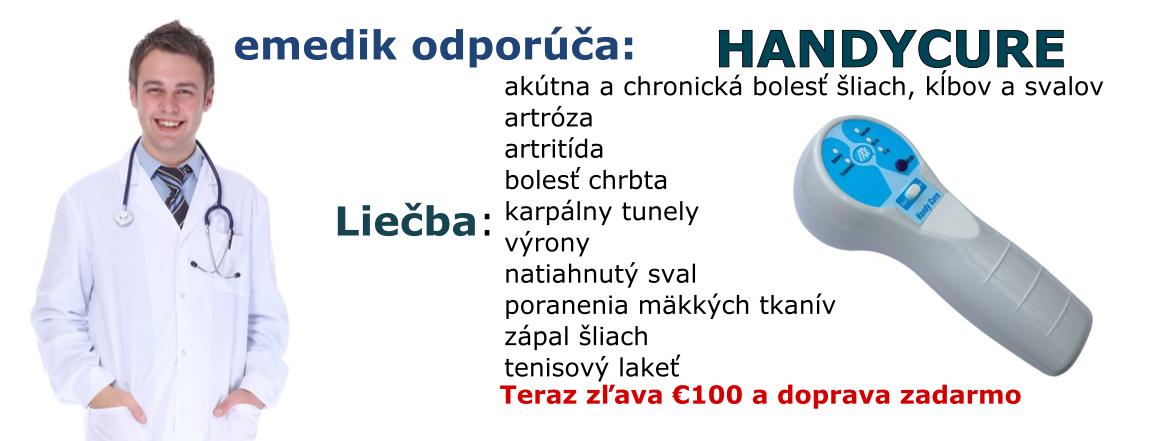 HandyCure sleva
