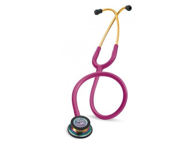Stetoskop Littmann Classic III - duhový hrudní snímač  + záruční a pozáruční servis