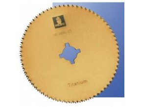 Okrúhly pílový list HEBU TITANIUM
