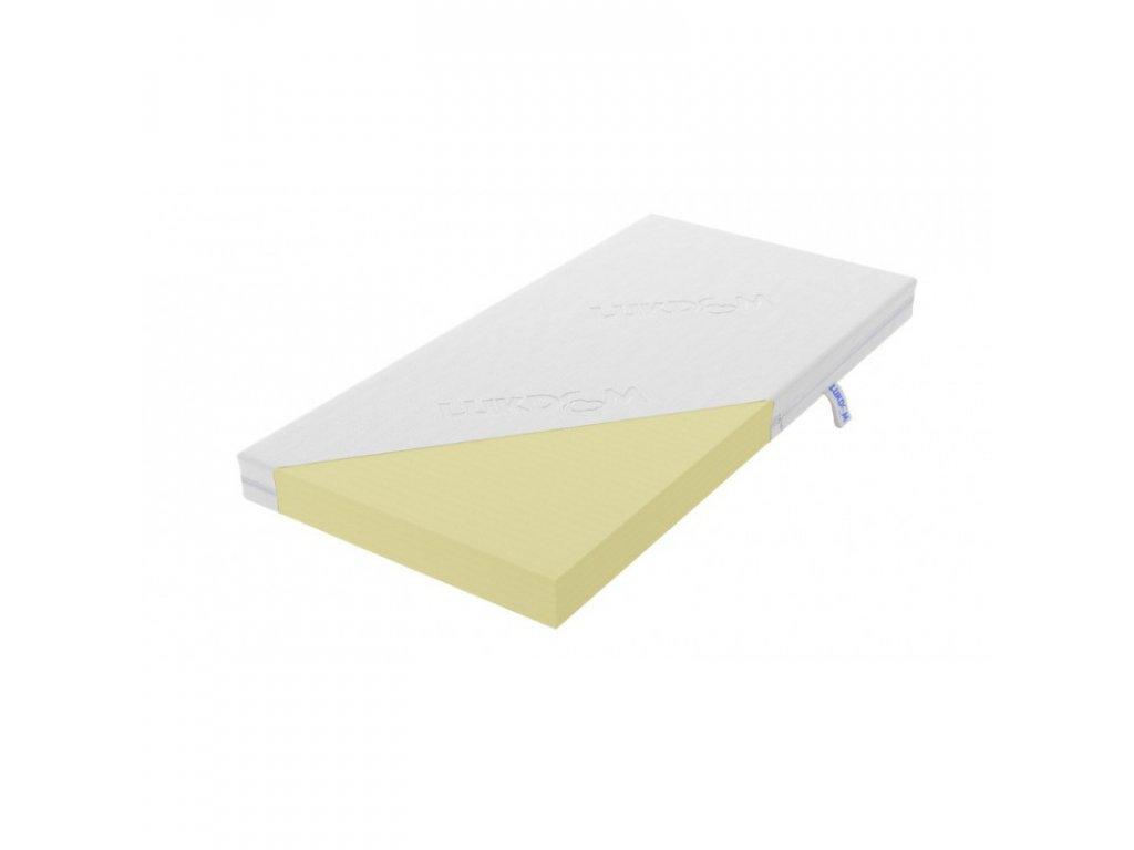 Hab matrac (T21)10cm 150x70