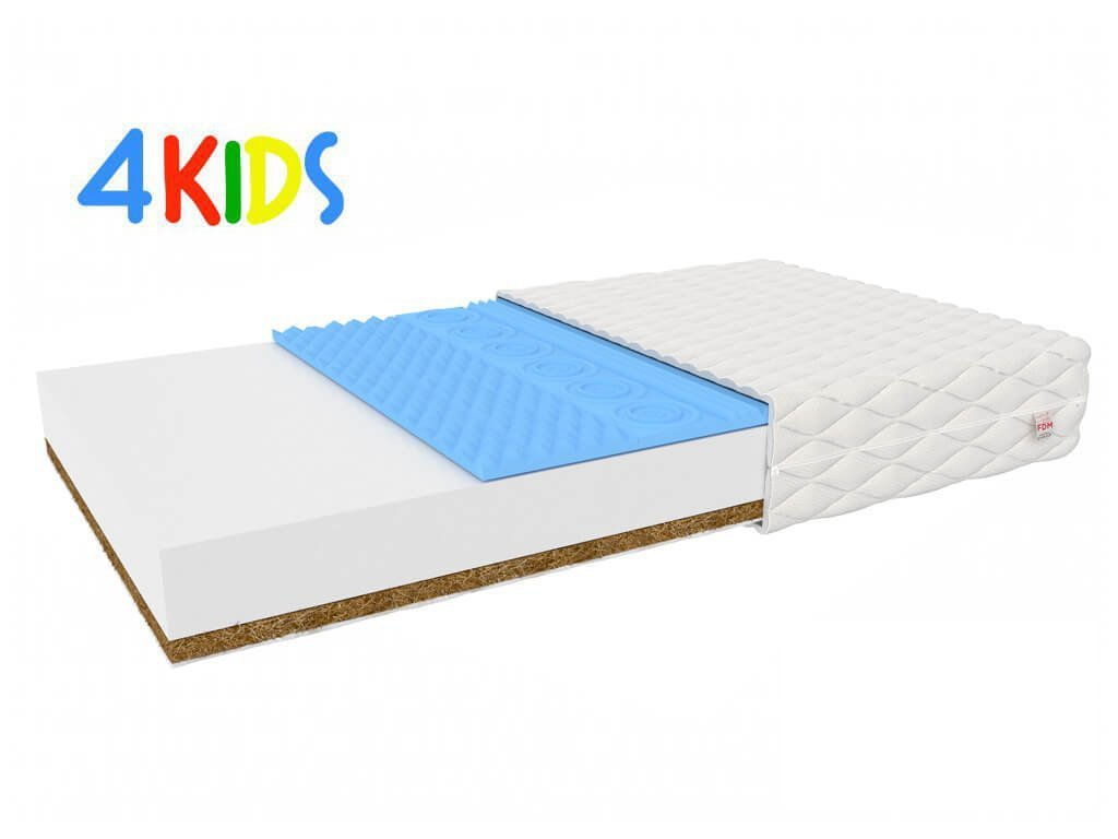 Habmatrac gyerekeknek Szófia 140x70