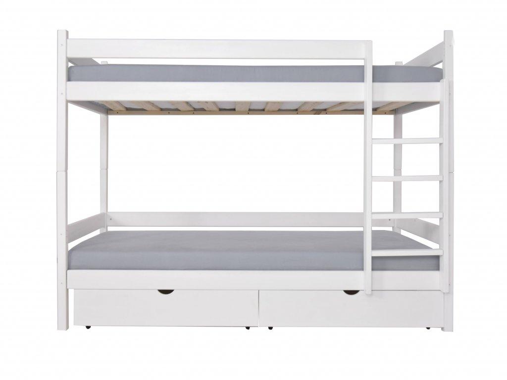 Poschodová posteľ Paula 2 200x90