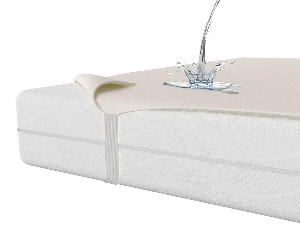 Matracvédő 160x90