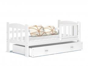 Alan 160x70 Fehér gyerekágy color