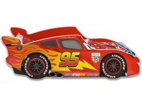 McQueen piros autóságy 160x80