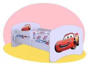 Cars - gyerekágy Hobby 160x80