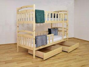 Paula 7 200x90 emeletes ágy
