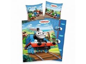 Ágyneműhuzat Thomas a gőzmozdony
