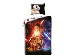 Star Wars gyerek ágyneműhuzat 723BL