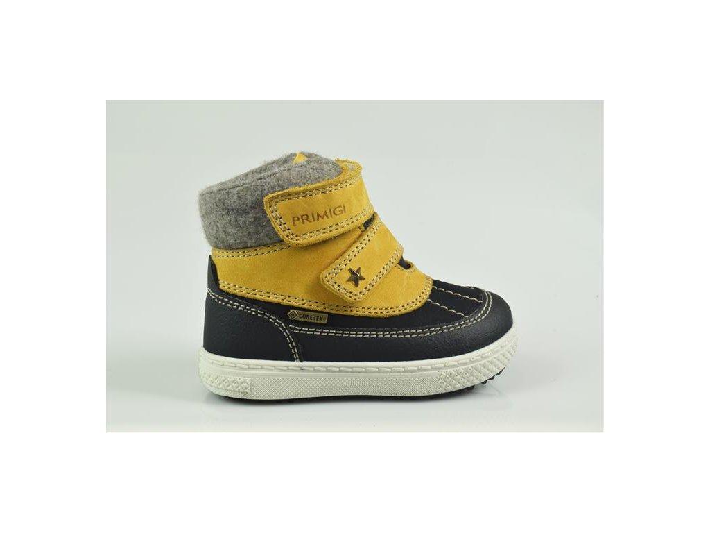 Zimní obuv Primigi 4366022 s Gore-Tex membránou