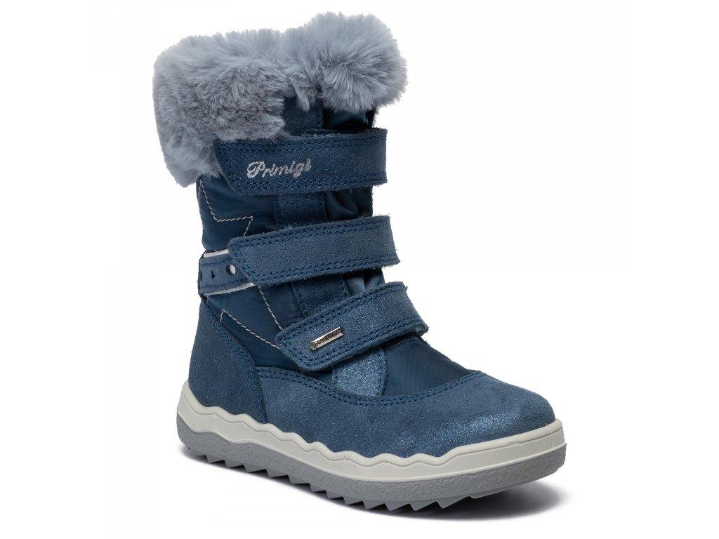 Zimní obuv Primigi 4382322 s Gore-Tex membránou