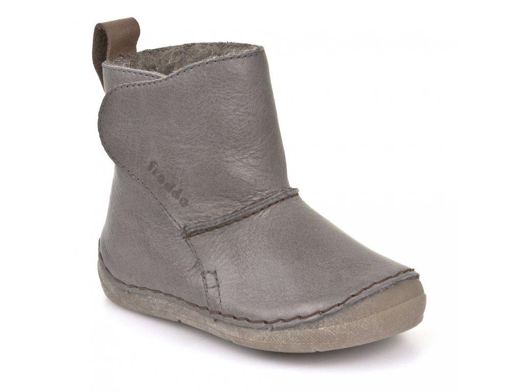 Zimní obuv Froddo G2160028-2K Grey