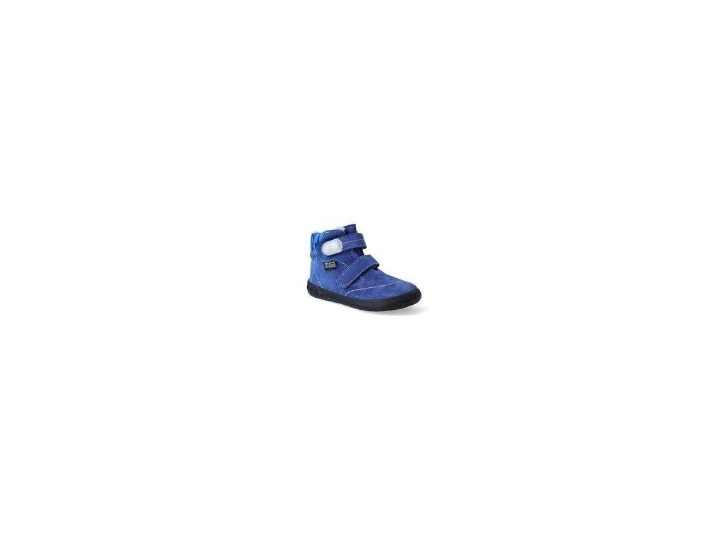 Zimní obuv Jonap B5 modrá maskáč s membránou