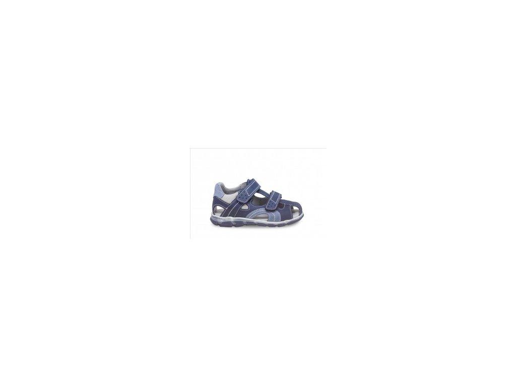 Sandálky CICIBAN 1572 Trekk BLUE