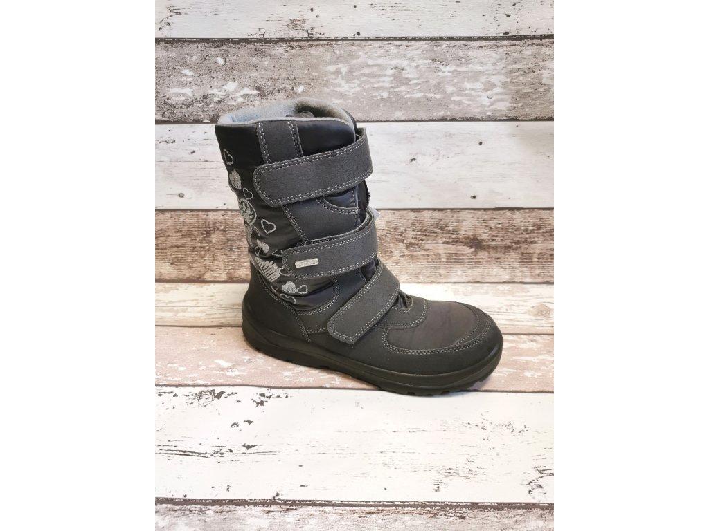 Zimní obuv Lurchi 33-31027-35 se Sympa-Tex membránou